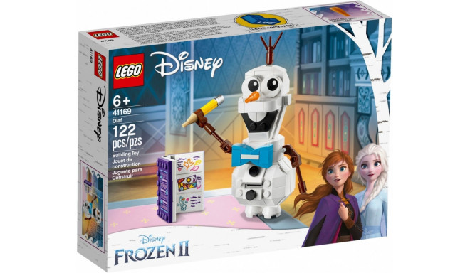 Bricks Disney Princess Olaf