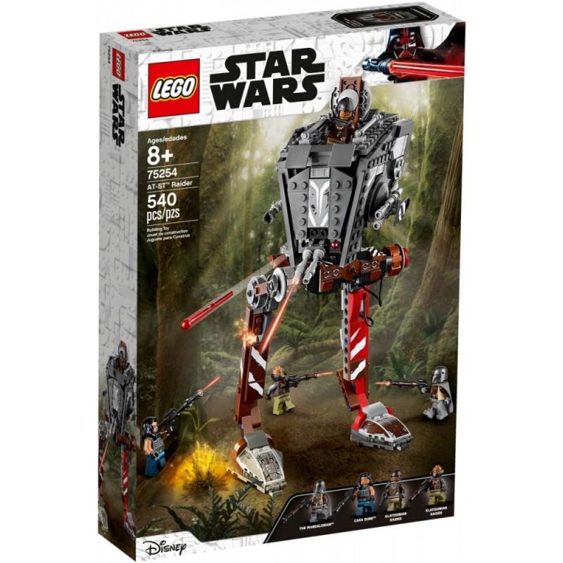 Blocks Star Wars AT-ST Raider