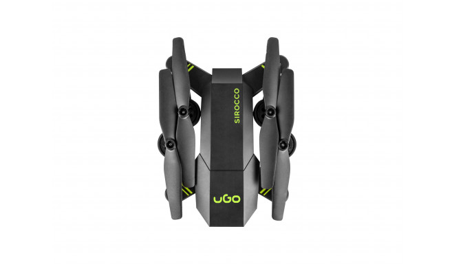 DRONE UGO SIROCCO CAMERA HD 2,4GHZ GYROSCOPE (INCOMPLETED)