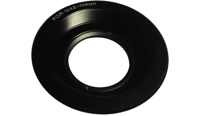 BIG adapter M42 - Nikon F (421319)