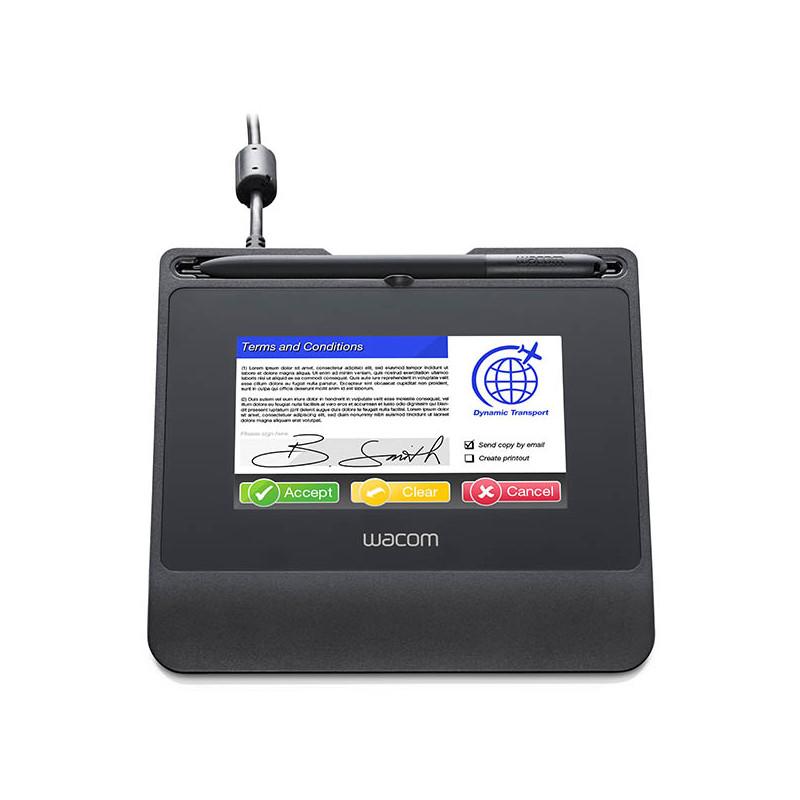 Wacom digitaalne allkirjalaud Signature Set STU-540 & Sign Pro