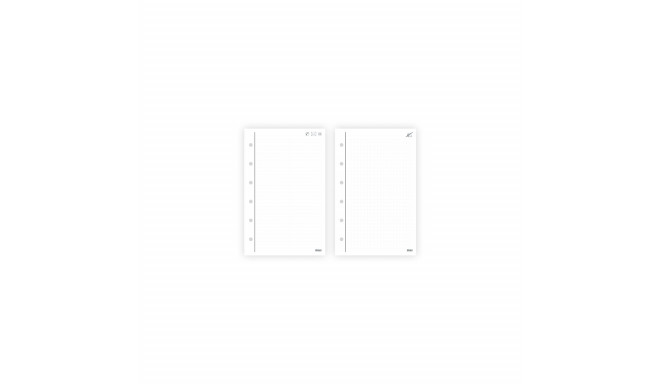 2914401000, Kalender Time-Master Mini lisalehed