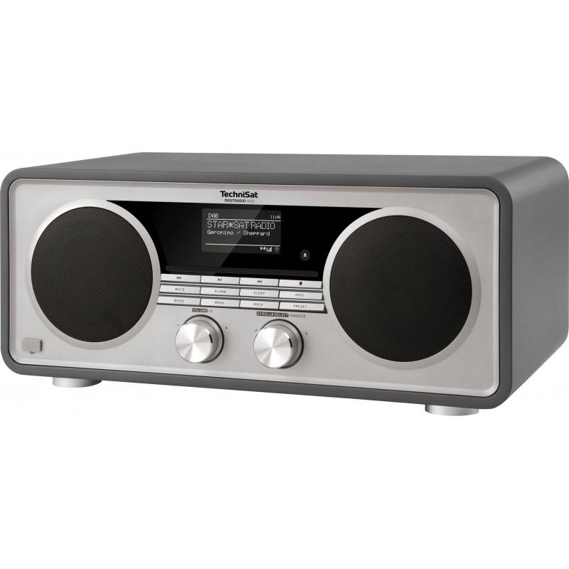 Technisat radio DigitRadio 600, grey