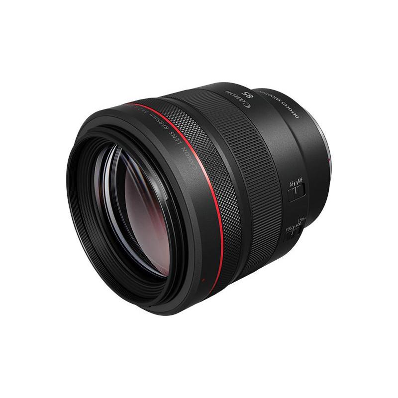 Canon RF 85mm f/1.2L USM DS objektiiv
