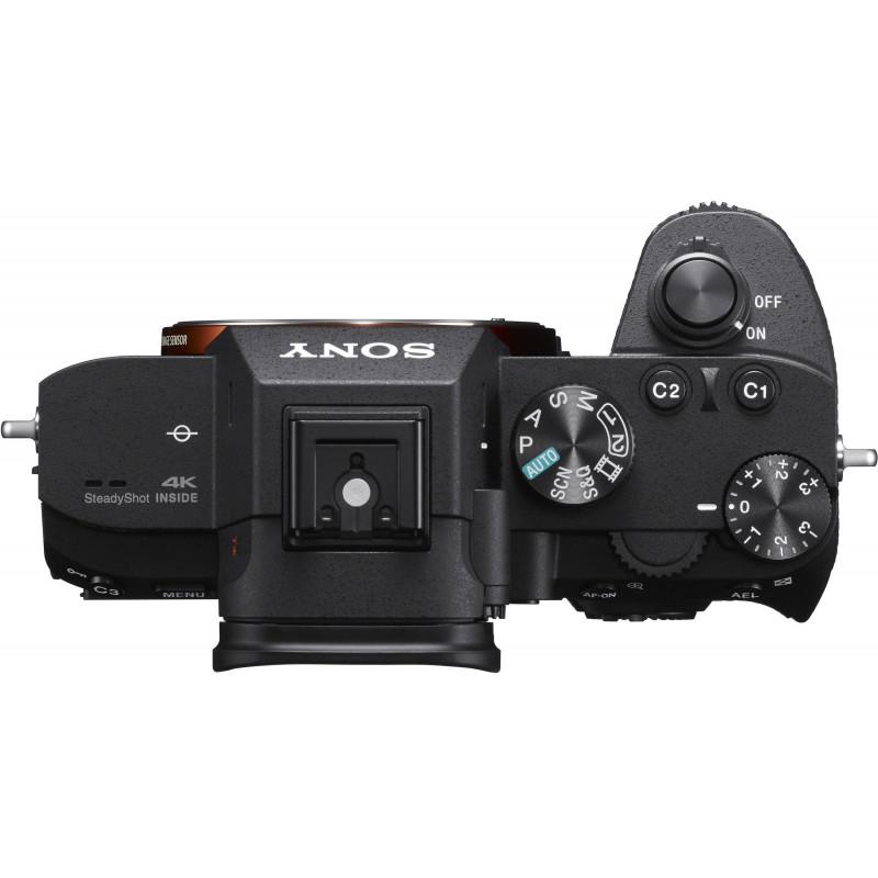Sony a7 III + FE 24-70mm f/4.0