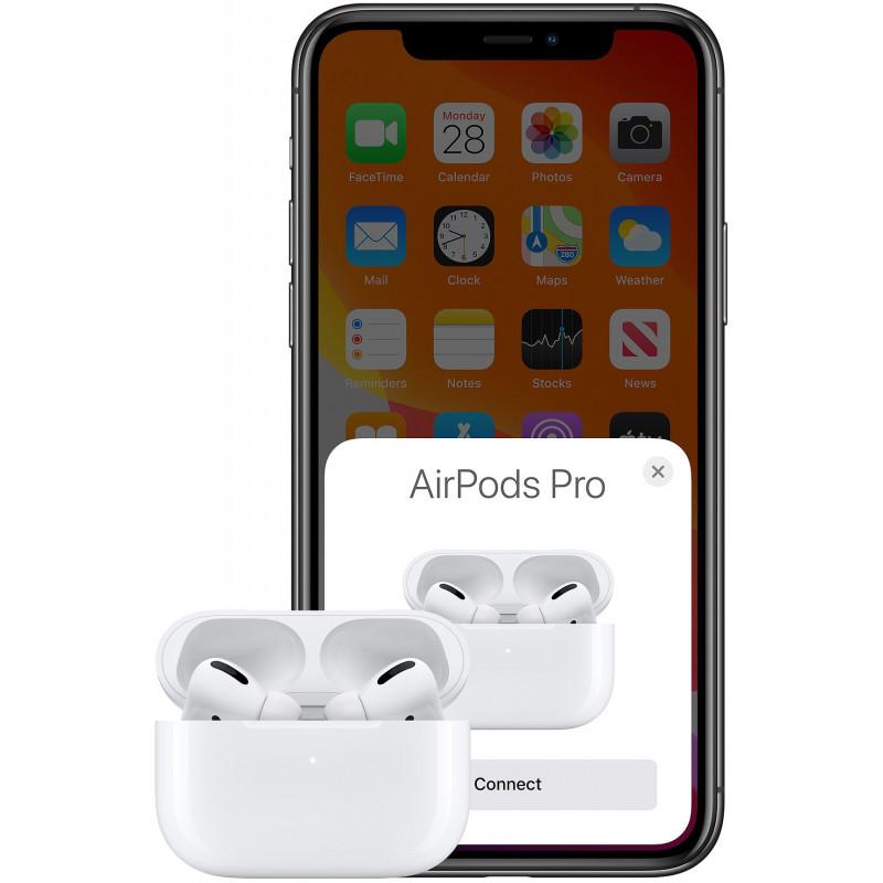 Apple AirPods Pro + juhtmevaba laadimiskarp (MWP22ZM/A)