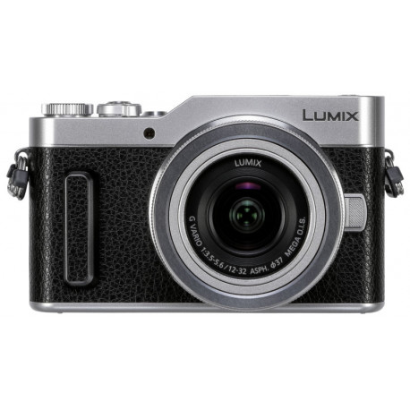 Panasonic Lumix DC-GX880 + 12-32mm Kit, black/silver