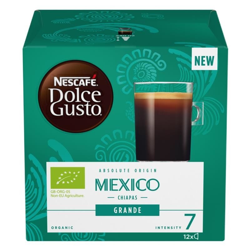 Kohvikapslid Dolce Gusto Mexico