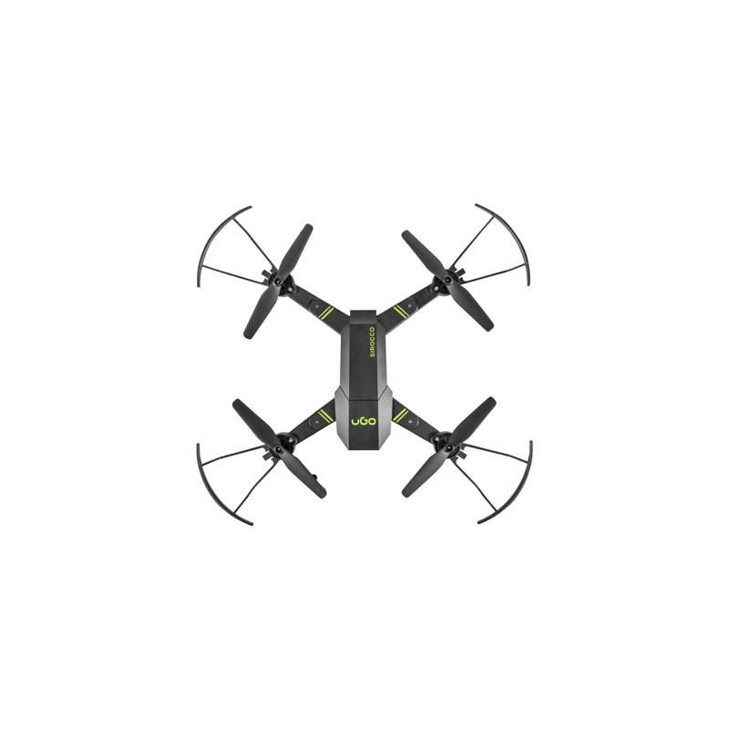 DRONE UGO SIROCCO CAMERA HD 2,4GHZ GYROSCOPE (POST-REPAIR)