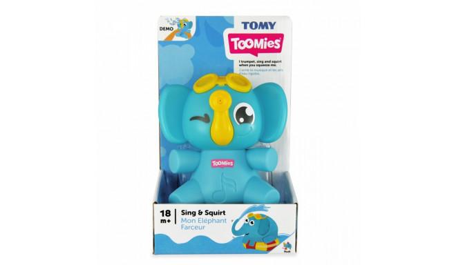 Bath elephant, toy with sound