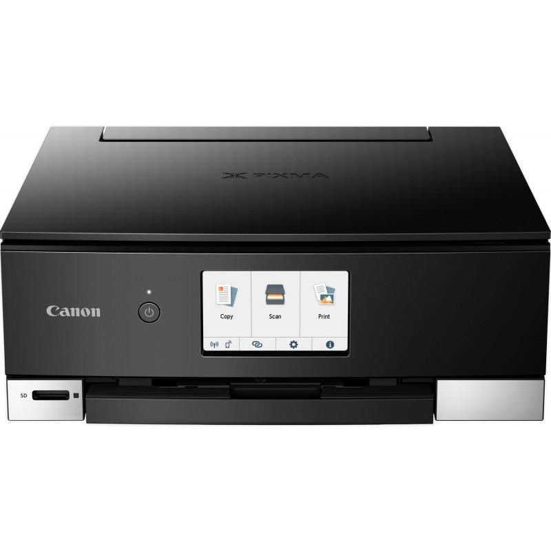 Canon струйный принтер PIXMA TS8350, черный