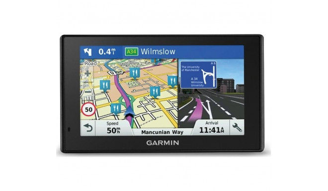 garmin drive smart 51 lmt d eu navigation system gps lisatarvikud photopoint. Black Bedroom Furniture Sets. Home Design Ideas