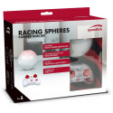 RACING SPHERES Competition Set, red-blue