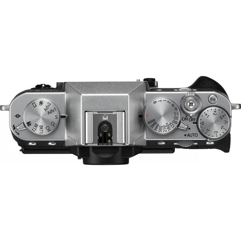 Fujifilm X-T20 body, silver