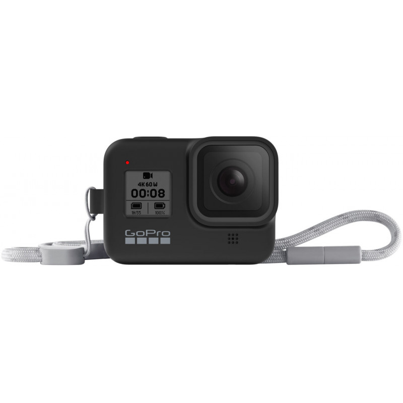 GoPro kaitseümbris + randmepael HERO8 Black, must