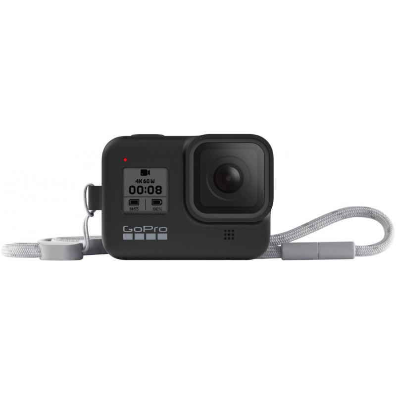 GoPro kaitseümbris + randmepael HERO8 Black, must