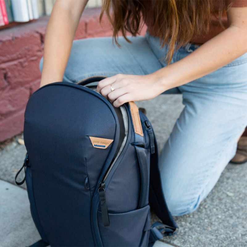 Peak Design seljakott Everyday Backpack Zip V2 15L, midnight