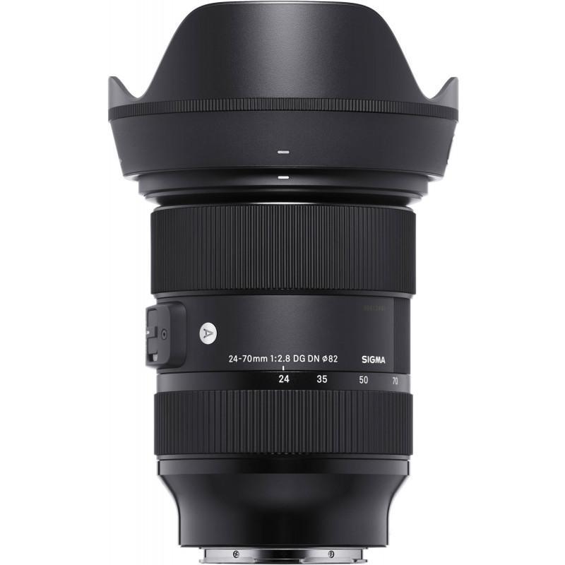 Sigma 24-70mm f/2.8 DG DN Art objektiiv Sonyle