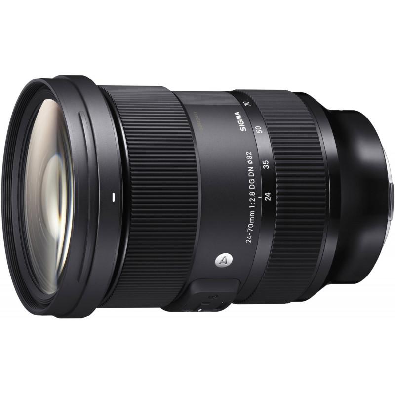 Sigma 24-70mm f/2.8 DG DN Art objektiiv Leica L