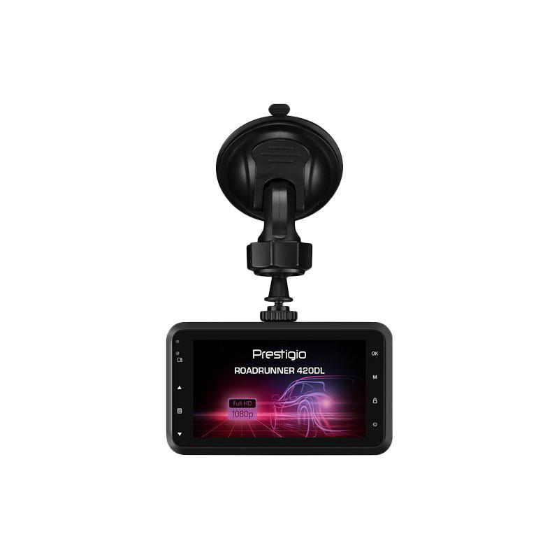 Prestigio бортовая камера DVR RoadRunner 420DL