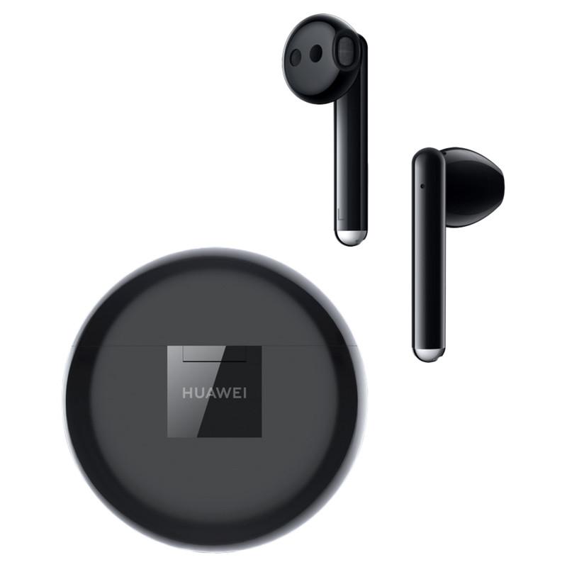 Huawei juhtmevabad kõrvaklapid + mikrofon Freebuds 3, must