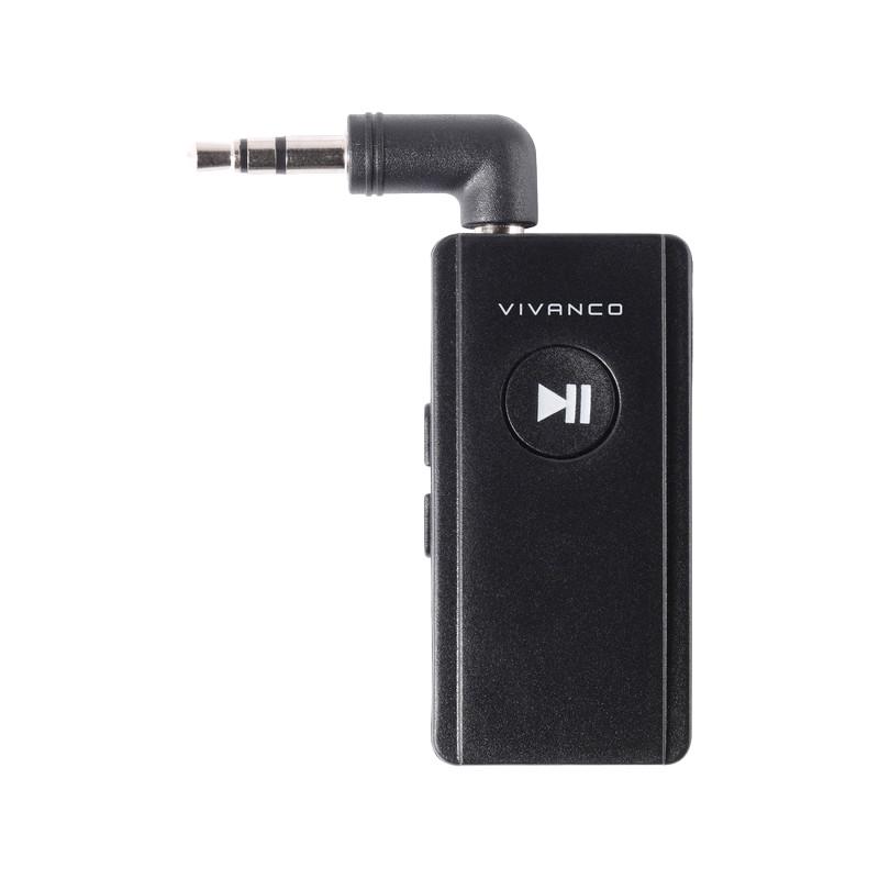 Vivanco Bluetooth heliadapter Audio Receiver, must (60341)