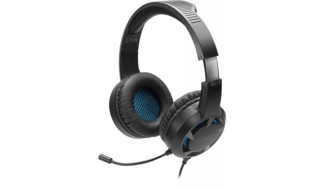 Speedlink kõrvaklapid + mikrofon Casad PS4 (SL450305)