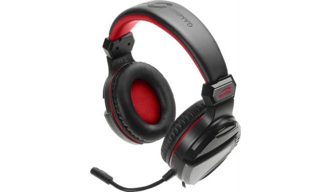 Speedlink kõrvaklapid + mikrofon Neak (SL-860009-BK)