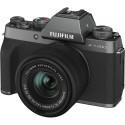 Fujifilm X-T200 + 15-45mm Kit, tumehall