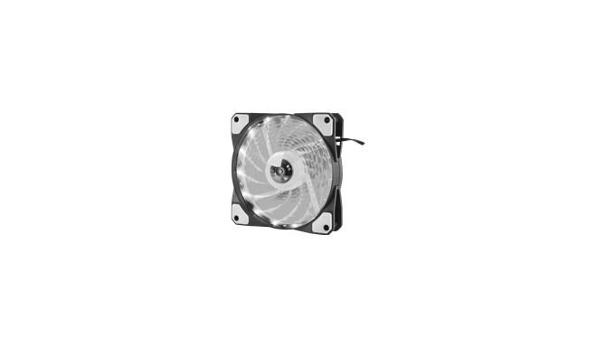 """NATEC NGF-1169 Genesis Fan Case/PSU HYDRION 120 WHITE; LED; 120MM"""