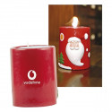 Candle Father christmas 149614 (Red)