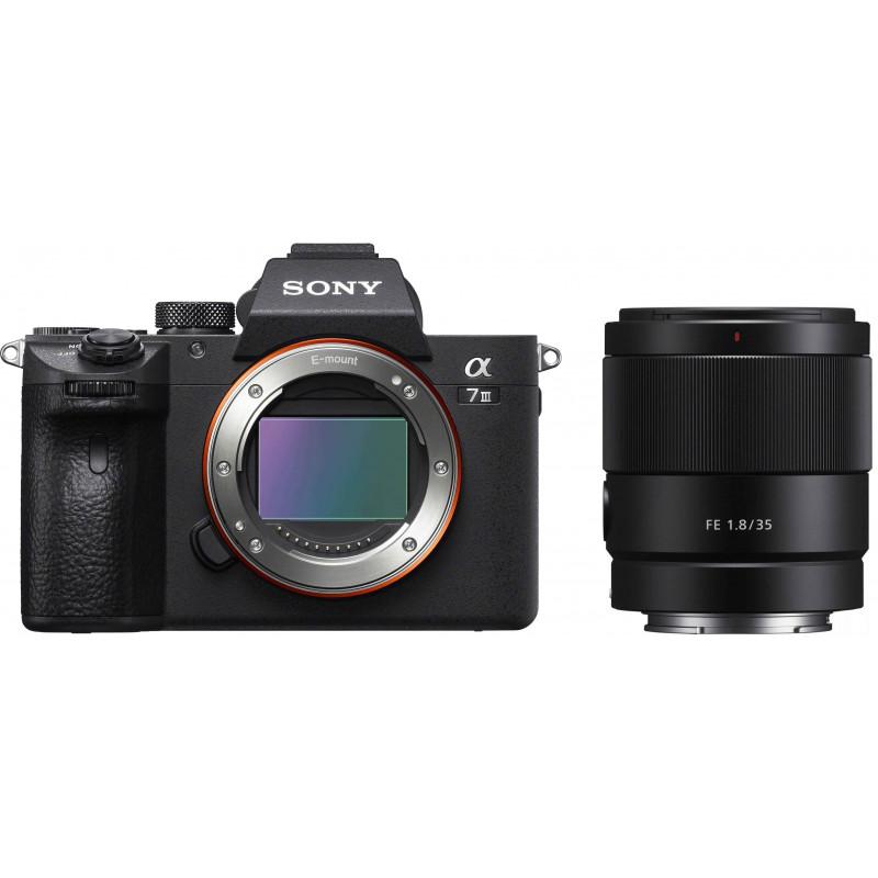 Sony a7 III + FE 35mm f/1.8