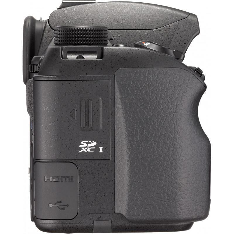 Pentax K-70 + DA 50mm f/1,8, must