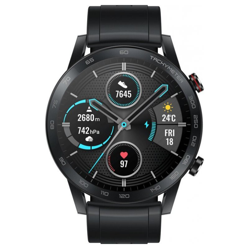 Honor MagicWatch 2 46mm, charcoal