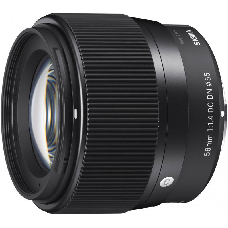 Sigma 56mm f/1.4 DC DN Contemporary objektiiv Canon EF-M
