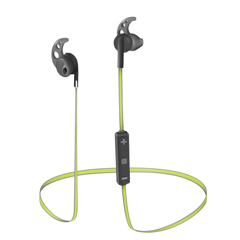 HEADSET SILA BLUETOOTH/GREY/LIME 21770 TRUST