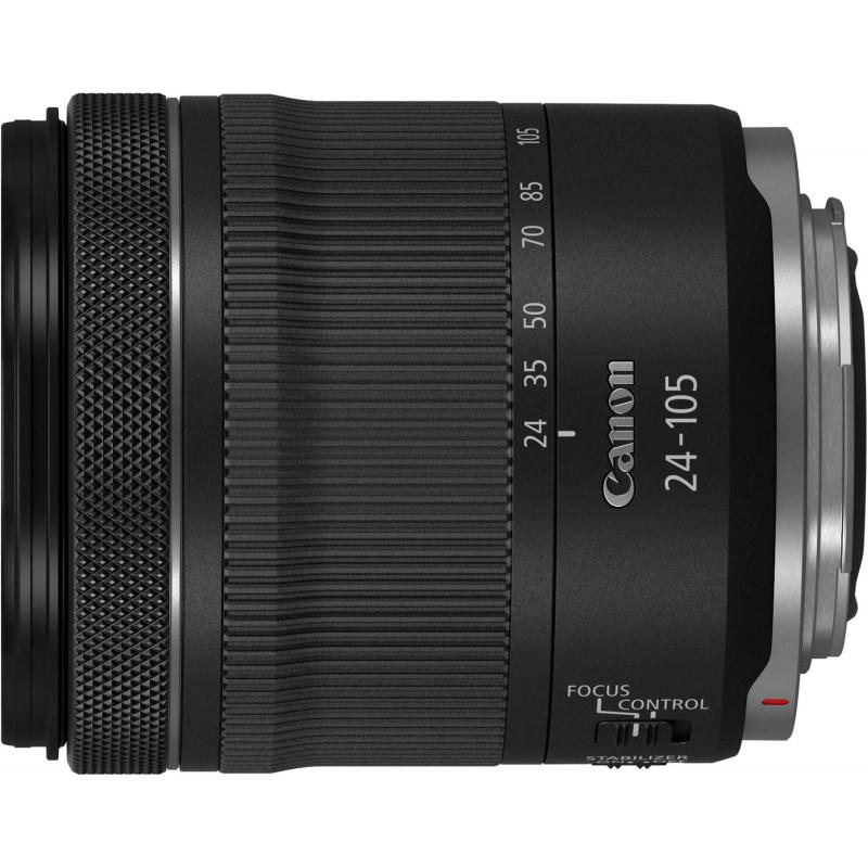 Canon RF 24-105mm f/4-7.1 IS STM objektiiv