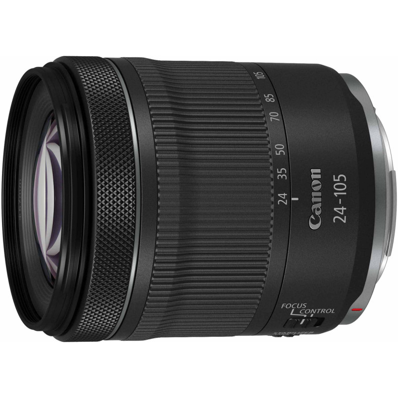 Canon RF 24-105mm f/4-7.1 IS STM objektiiv