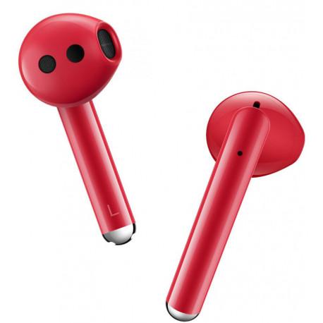 Huawei беспроводная гарнитура Freebuds 3, красный