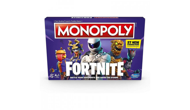 Lauamäng Monopoly - Fortnite