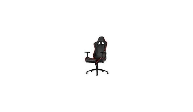 AEROCOOL AEROAC-120-AIR-RGB Aerocool Gaming Chair AC-120 AIR RGB / BLACK