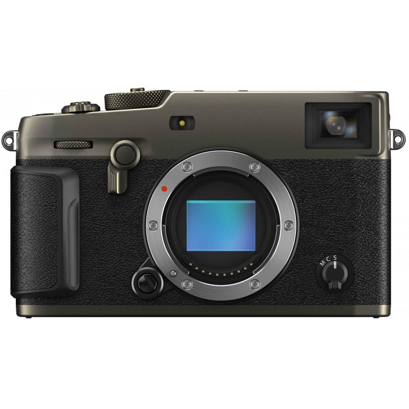 Fujifilm X-Pro3 kere, titanium