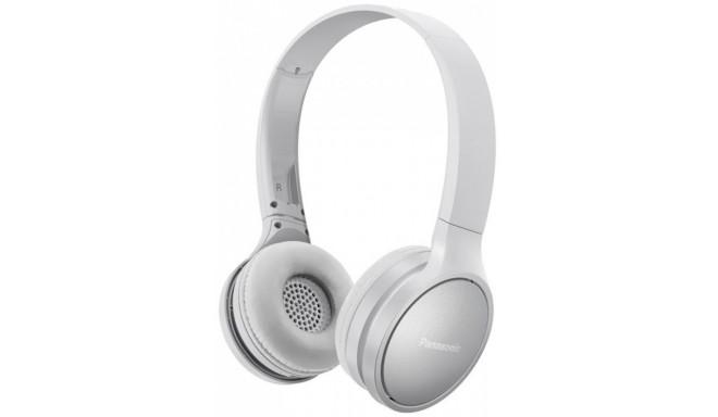 Panasonic juhtmevabad kõrvaklapid + mikrofon RP-HF410BE-W, valge