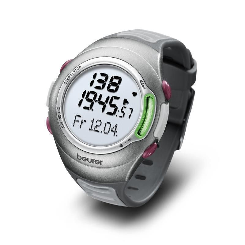 Beurer PM 62 Heart rate monitor / Sports watch WR 3-YEAR ...