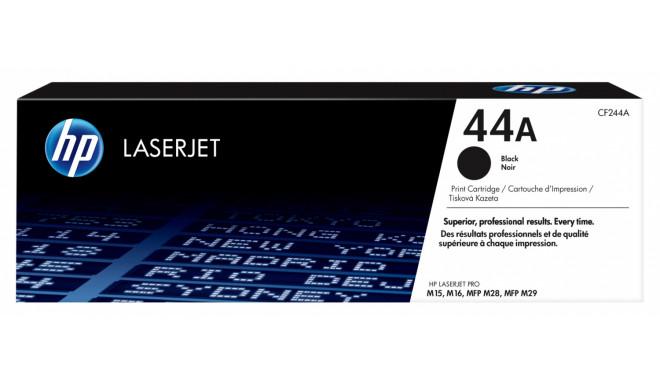 HP  тонер 44A, черный