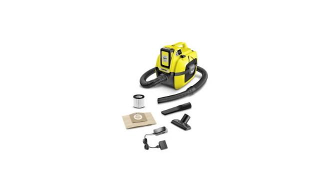 Akutoitel tolmuimeja WD 1 Compact Battery Set, Kärcher