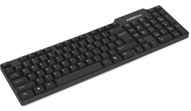 Omega klaviatūra OK-05 USB/micro USB (41829)