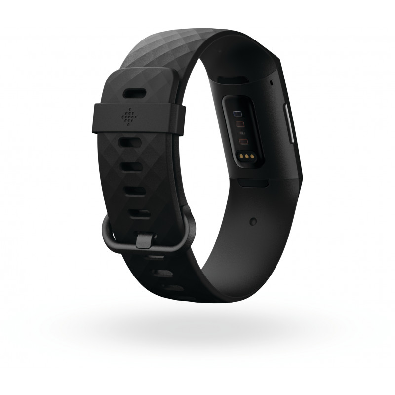 Fitbit aktiivsusmonitor Charge 4, must