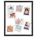 Photo frame Milano 40x50 Polaroid, black