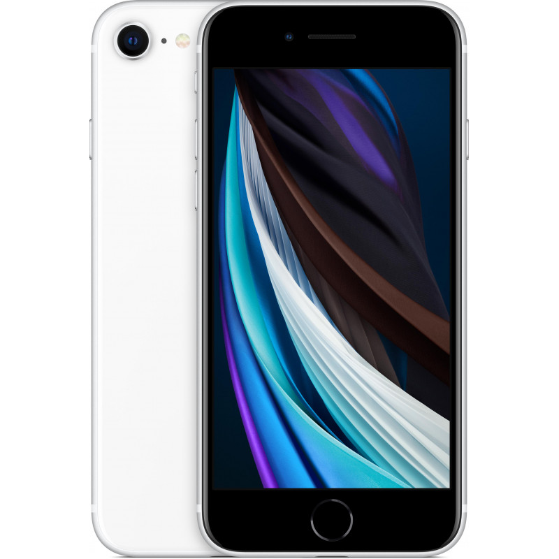 Apple iPhone SE 128GB, white